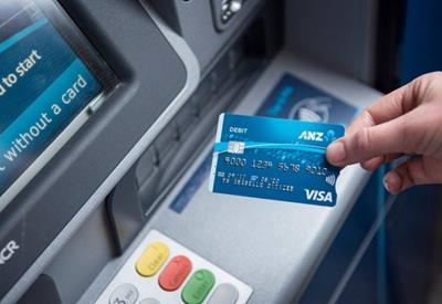 Dịch vụ đáo hạn và rút tiền mặt thẻ tín dụng ANZ