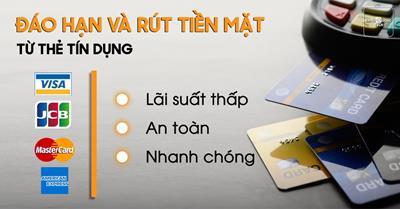 Đáo hạn thẻ tín dụng tại Phú Mỹ