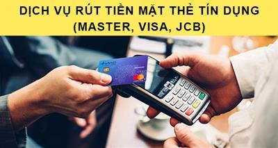 Đáo hạn & Rút tiền thẻ tín dụng Thành phố Vũng Tàu