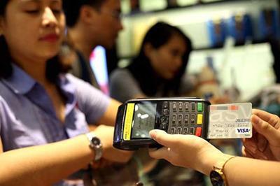 Rút tiền thẻ tín dụng Thị xã Phú Mỹ