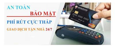 Rút tiền thẻ tín dụng tại Thành Phố Đà Nẵng